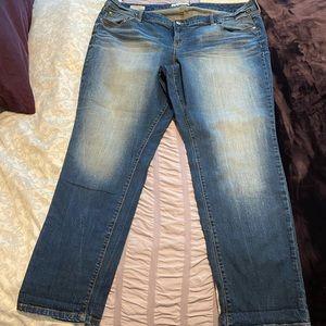 Torrid Size 22 Boyfriend Jeans